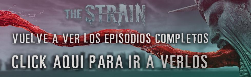 The Strain - Serie Completa para ver y Descargar en Castellano