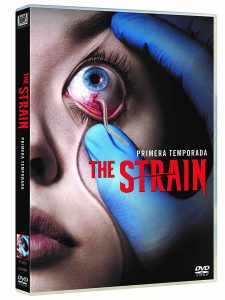 DVD Temporada 1 The Strain