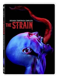 DVD Temporada 2 The Strain