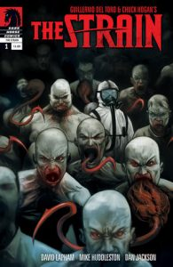 Primer Cómic de The Strain