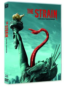 DVD Temporada 3 The Strain