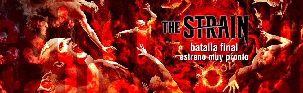 The Strain - Cuarta Temporada - Miércoles a las 22:30h en Energy